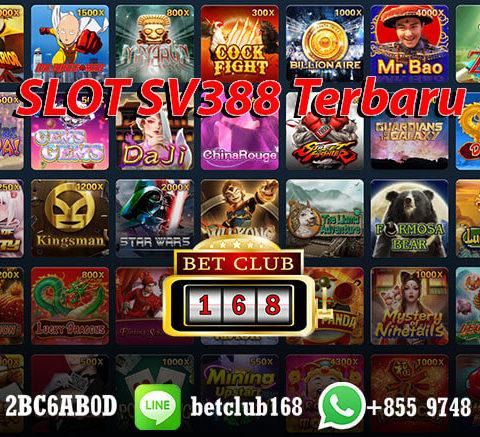 Taruhan Slot SV388 Uang Asli Mudah Dimainkan Bonus Besar