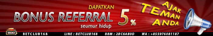 bonus referral judi sabung ayam