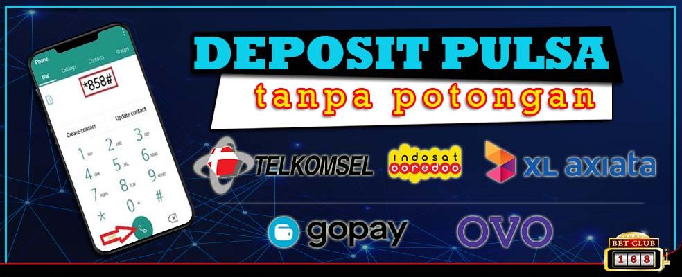 Agen Judi Online Deposit Pulsa